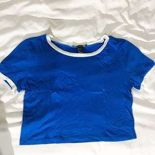 FV21 Cropped Top