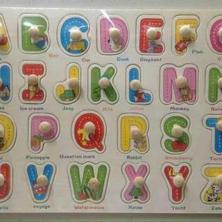 Educational Toys: WOODEN PUZZLE
