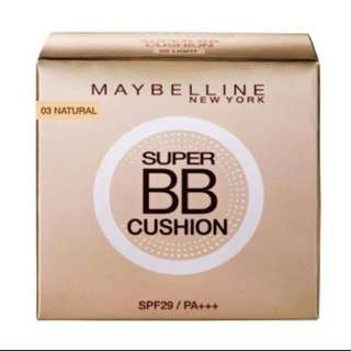 Free Ongkir Maybelline Super Bb Cushion