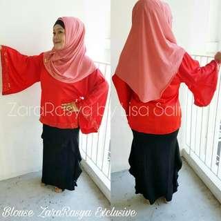 BRAND NEW! Blouse ZaraRasya Exclusive