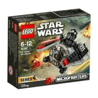 Lego Star Wars 75161 - TIE Striker Microfighter Sealed new