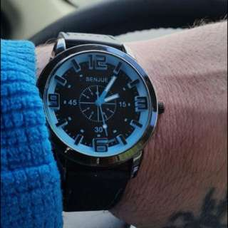 Men's Senjue Blue Quartz
