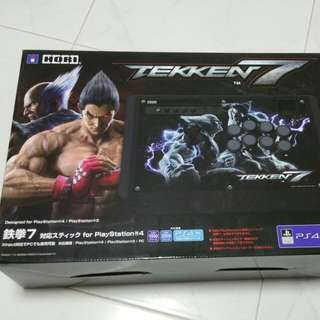 HORI TEKKEN -7 FIGHTING JOYSTICK /Fighting Stick