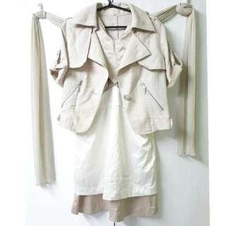 Light Cream Dress