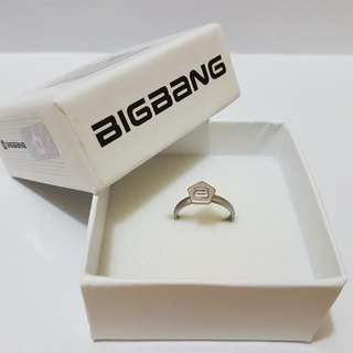 Bigbang Still Alive Ring