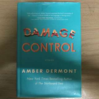Damage Control Stories (Hard Cover)