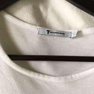 T by Alexander Wang shirt