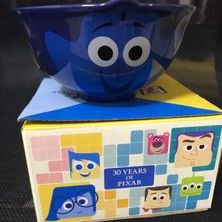 7-11 Pixar 陶瓷碗 多莉 Dory