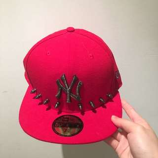 New Era Hat Size7 1/8