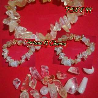Fortune& Charms Bracelet