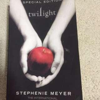Twilight Novel
