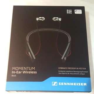 Sennheiser Momentum In Ear Wirelesd Bluetooth Earphone