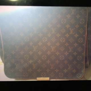 Authentic LV Messenger Bag