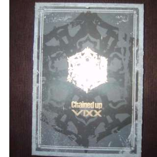 [SALE] Vixx Chained Up album Freedom Ver with ken and N Photocard #KPOP #ALBUMKPOP