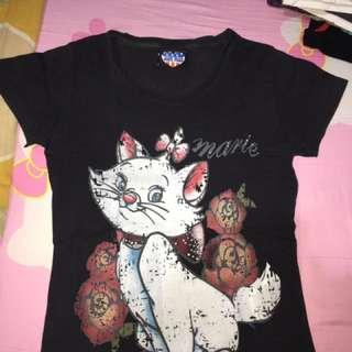 Disney Marie Cat T Shirt