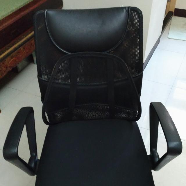 透氣活動椅