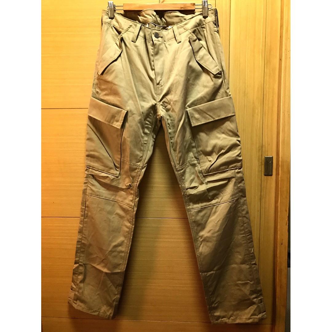 b3eecd5ad14 正品出清Levi's commuter 505 cargo pants 工作褲單車W32 L32, 他的時尚, 褲子在Carousell