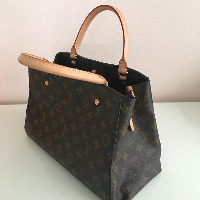 ( Almost Brand NEW ) Louis Vuitton Bag HK