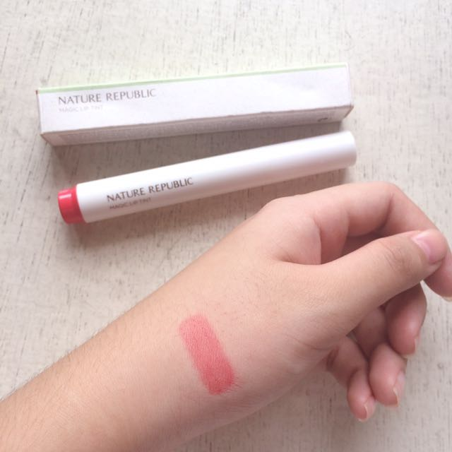💯% AUTH: Nature Republic Magic Lip Tint