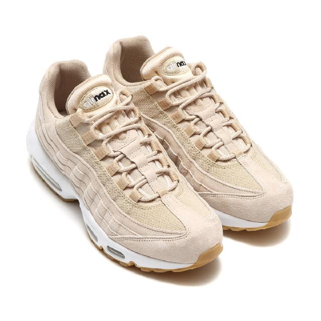 a065dd94ca 日本直送NIKE WMNS AIR MAX 95 SD OATMEAL/WHITE-LINEN-BLACK, Women's Fashion,  Women's Shoes on Carousell