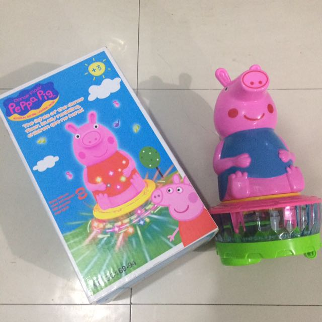 ( Php150 Only!!! ) Dancing Peppa Pig