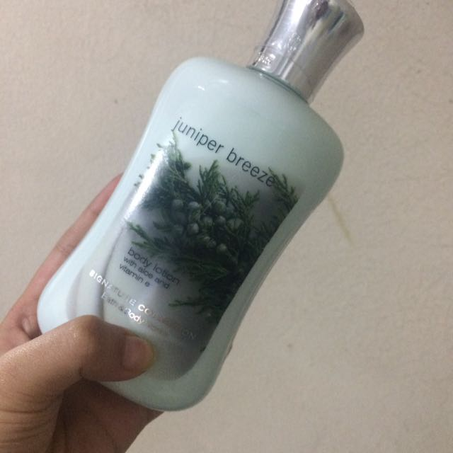 ( Php350 Only!!! ) Bath & Body Works Juniper Breeze Body Lotion