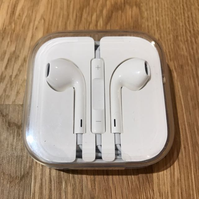 Apple Earphones 3.5mm Jack