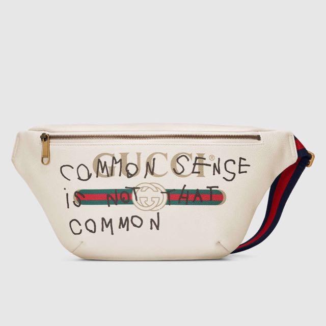 9c6ce18422d1 Auth Gucci Coco Capitán logo belt bag Bumbag, Luxury, Bags & Wallets ...