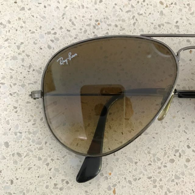 Authentic Aviator Ray Bans
