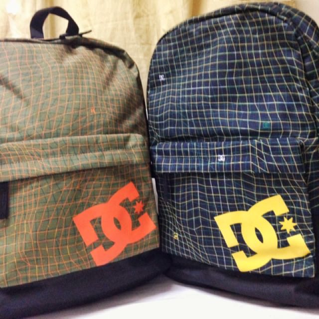 AUTHENTIC DC BAGS