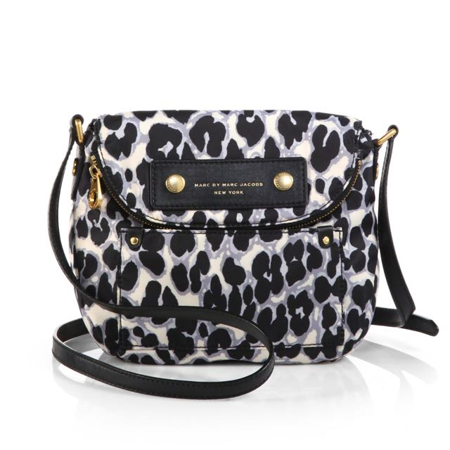 3c333841375e 💯Authentic Marc By Marc Jacobs Preppy Nylon Natasha Crossbody Bag ...