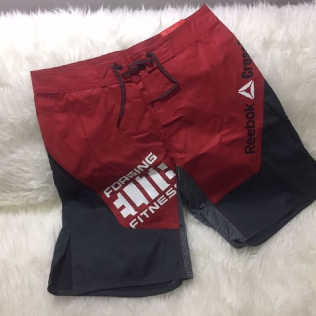 Celana Pendek / Celana Sport - Authentic Rare Reebok Crossfit Pants Size M
