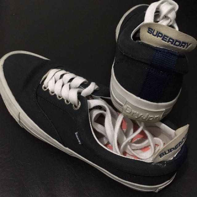 Authentic SUPERDRY Shoes