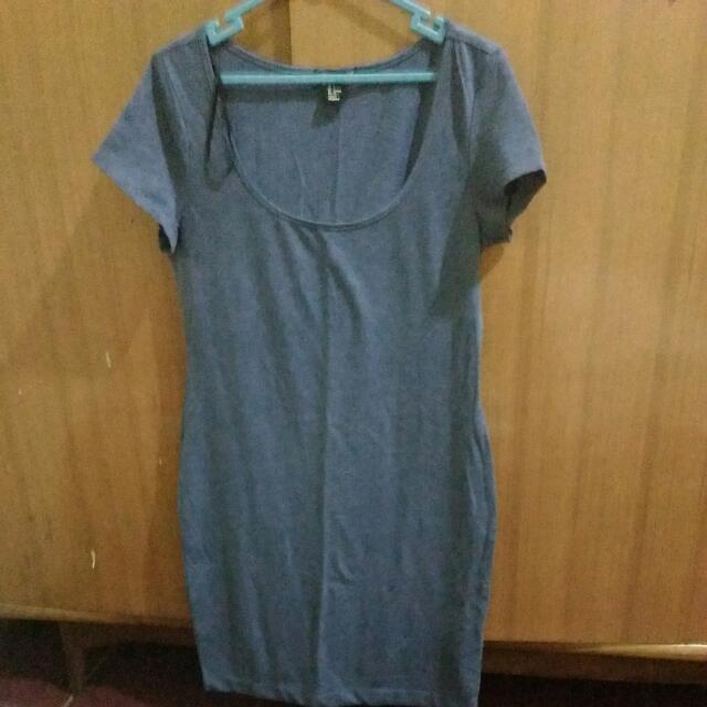 Basic Dress H&M ORIGINAL