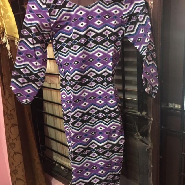 Batik Bodycon