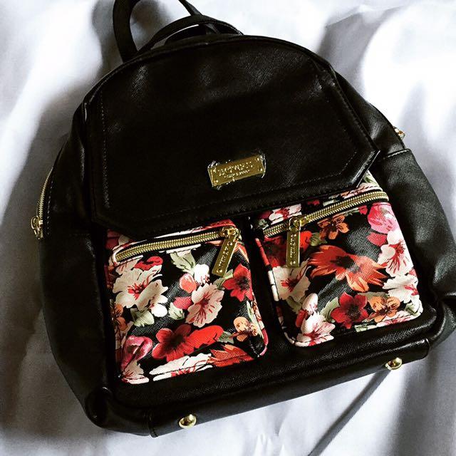 Black Lady Back Pack