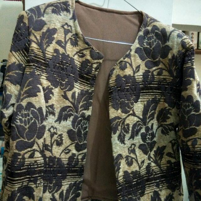 Blazer Bohemian Brown