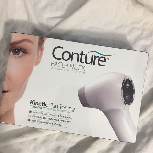 BN Conture Face+Neck Skin Toning System