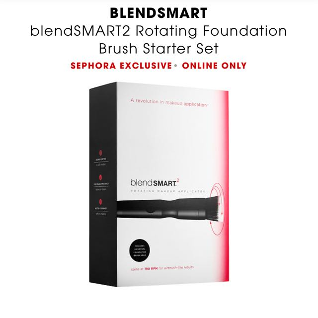 BNIB Blendsmart 2 Brush + Brush Head
