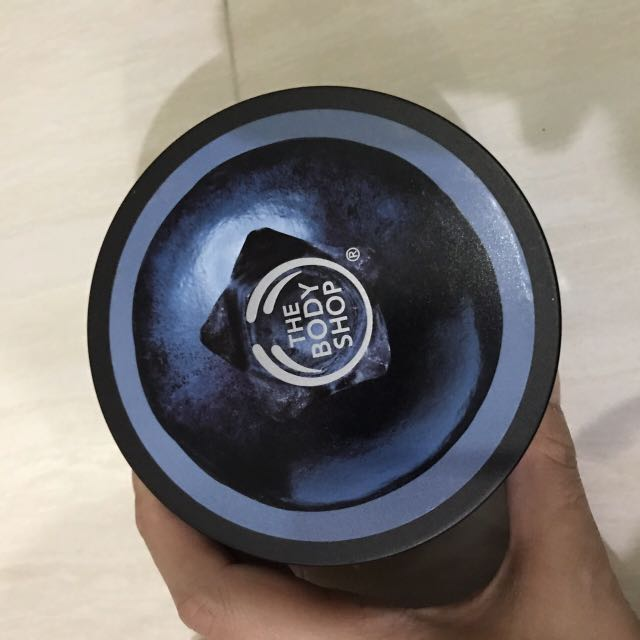 Body Shop Body Butter Blueberry