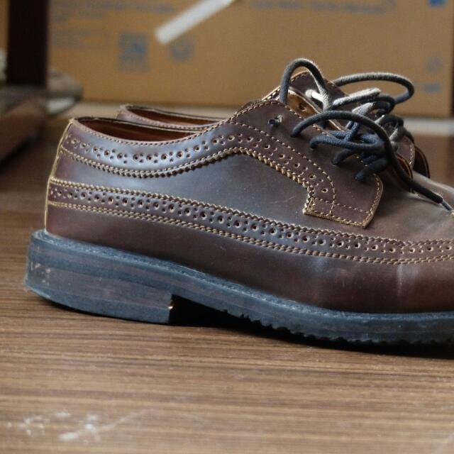 BRYGAN FOOTWEAR Pantofel Sepatu Kerja (Not Nike Adidas Nmd Boost Yeezy 350 V2 Supreme Bape Gildan Dickies Jeans)