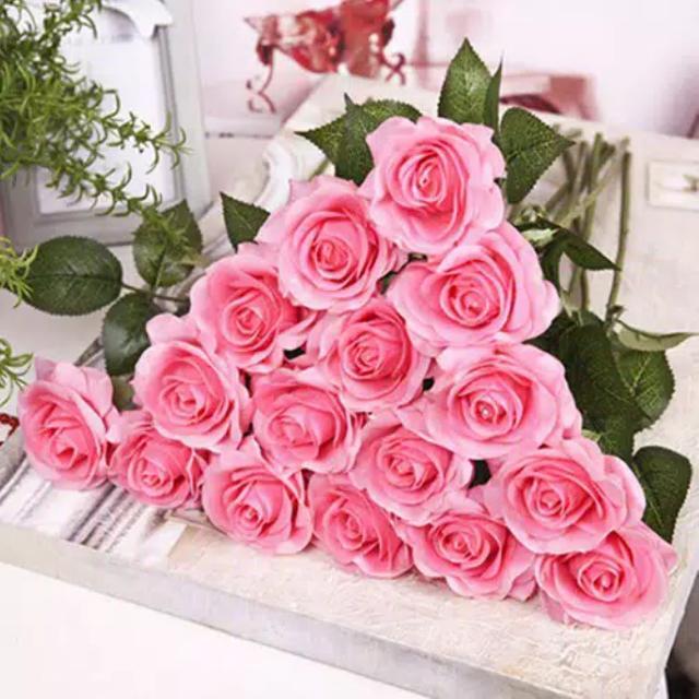 SALE bunga mawar imitasi 310c1ef82b