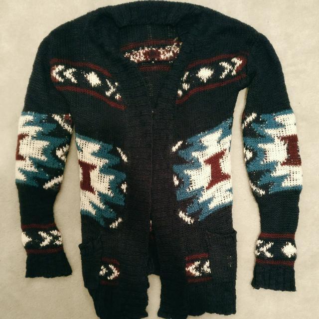 Cardigan Sweater (Ardene)