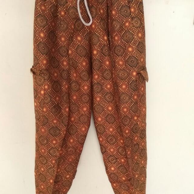 Celana Boim Betawi Fesyen Pria Pakaian Bawahan Di Carousell