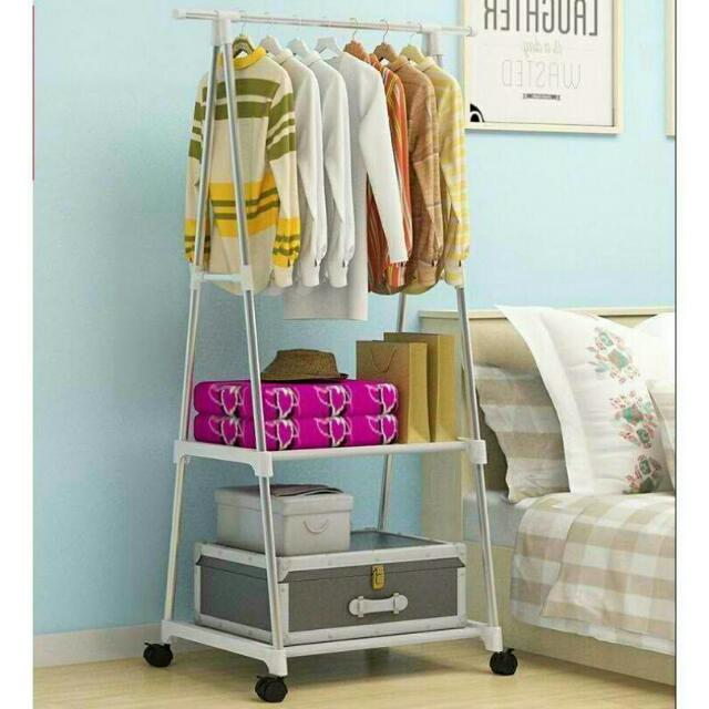 Clothes Rack Steenless Pole