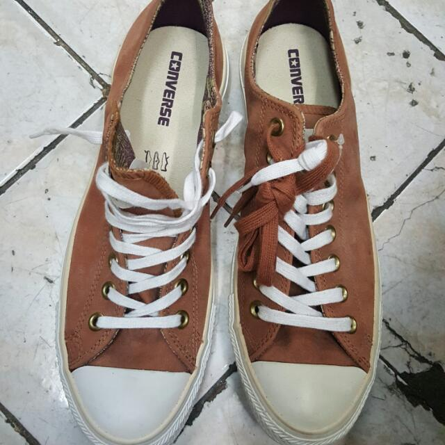 CONVERSE LEATHER UNISEX