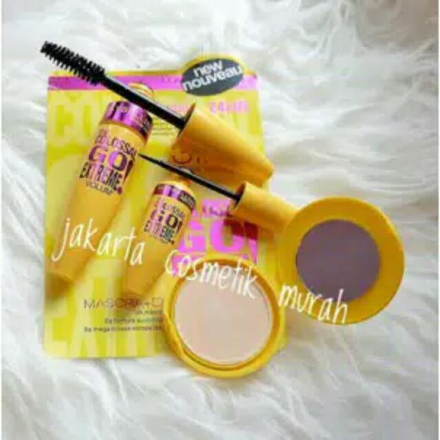 Cosmetic Maybeline 3in1