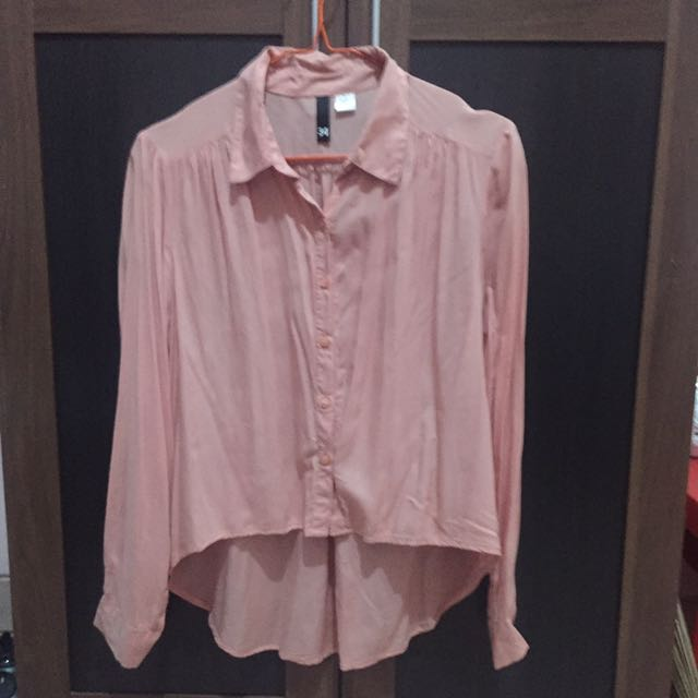 Crop H&M Blouse