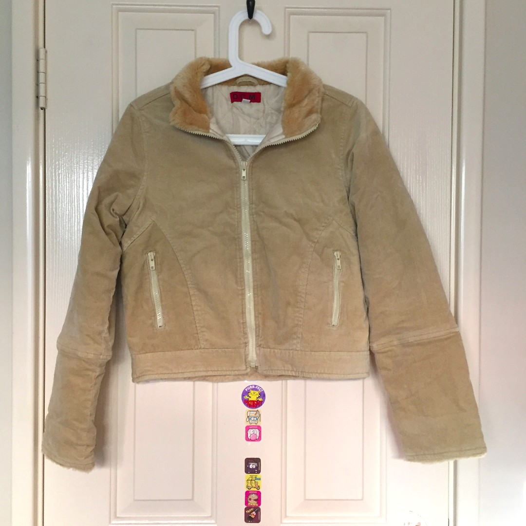 D.C.M. jacket, small
