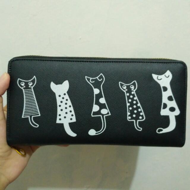 Dompet Kucing Lucu